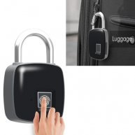 Anytek P3 Against Theft Non-password Electrically Intelligent Fingerprint Padlock