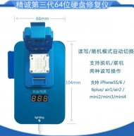 JC PCIE G3 GIII NAND PROGRAMMER Repair,for iPhone 5S/6/6P/Air/Air 2/Mini 2,3,4 HDD Serial Number SN Tool