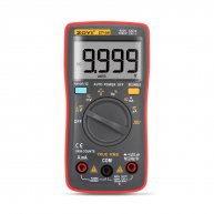 ZT109 9999 Word Digital Multimeter Automatic Manual Range Small Backlit Display Digital Multimeter