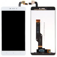 For Xiaomi Redmi Note 4X / Redmi Note 4 (International Version) LCD Screen + Touch Screen Digitizer Assembly(White)