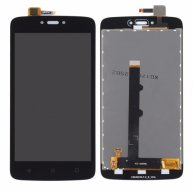 For Motorola Moto C XT1755 LCD Screen + Touch Screen(Black)