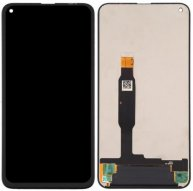 LCD Screen and Digitizer Full Assembly for Nokia X71 (Black)