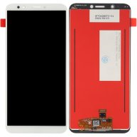 LCD Screen and Digitizer Full Assembly for Huawei Enjoy 8(White)