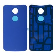 Back Cover Battery Door for Motorola Moto X+1 X2 X(2014) XT1092/ XT1093 XT1094/ XT1095/ XT1096/ XT1097 - Dark Blue
