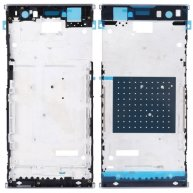 For Sony Xperia XA2 Ultra Front Housing LCD Frame Bezel Plate(Silver)