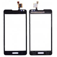 Touch Screen Digitizer Repair Part for LG Optimus F6 D500 - Black