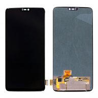 LCD Screen and Digitizer Full Assembly for OnePlus 6-Black