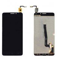 LCD Screen + Touch Screen Digitizer Assembly for Alcatel One Touch Idol X+ / 6043 / 6043D(Black)