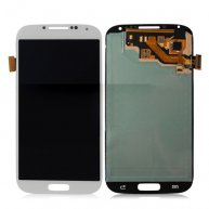 White LCD Assembly with Touch Screen Digitizer for Samsung Galaxy S 4 IV I9505-White