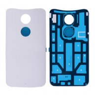 Back Cover Battery Door for Motorola Moto X+1 X2 X(2014) XT1092/ XT1093 XT1094/ XT1095/ XT1096/ XT1097 - White