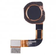 Fingerprint Sensor Flex Cable for Nokia 7 Plus / E9 Plus (Black)