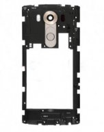 For LG V10 Rear Housing Assembly Replacement - Gold