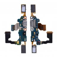Charging Port Flex Cable with Microphone For HTC 10 M10h, One M10