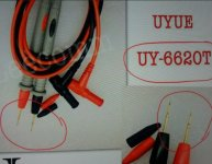 Pin Of Power Supply Cable For UYue 6620T