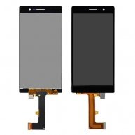 For Huawei Ascend P7 (LCD + Touch Pad) Digitizer Assembly(Black)