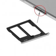 SIM Card Tray and Micro SD Card Tray for Samsung Galaxy A9(2016) / A9000(Black)
