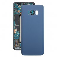 For Samsung Galaxy S8+ / G955 Original Battery Back Cover (Coral Blue)