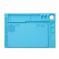 2 in 1 Multi-function Silicone Mat Table Pad Maintenance Platform