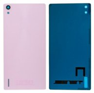 High Quality Replacement Back Cover for Huawei Ascend P7-Pink