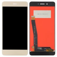 LCD Screen and Digitizer Full Assembly for Huawei Enjoy 6S (Gold)