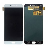 LCD Screen + Touch Screen Digitizer Assembly for OPPO R9 (White)