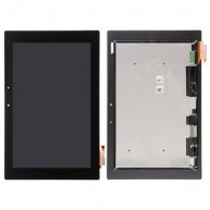 LCD Display + Touch Screen Digitizer Assembly Replacement for Sony Xperia Tablet Z2 / SGP511 / SGP512 / SGP541(Black)