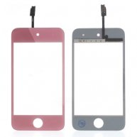 Pink High Quality Digitizer Touch Screen Repair Parts for iPod Touch 4 4th 4G