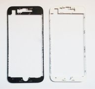 OR For iPhone 7 (4.7 inch) Touch Screen Frame Bezel with hot melt glue