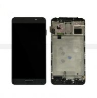 LCD Screen Touch Digitizer Assembly with Frame For Huawei Mate 9 Pro-Black
