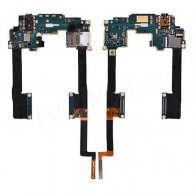 Earphone Jack & SIM Card Flex Cable Ribbon for HTC One Max
