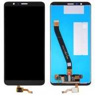 For Huawei Honor 7X LCD Screen + Touch Screen Digitizer Assembly(Black)