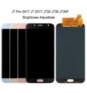Brightness Adjustbale For Samsung Galaxy J7 Pro/J7 2017 LCD Display Touch Screen Digitizer Assembly
