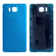 For Samsung Galaxy Alpha / G850 Original Back Cover(Blue)