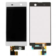 LCD Screen + Touch Screen Digitizer Assembly for Sony Xperia M5 / E5603 / E5606 / E5653(White)