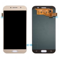 For Samsung Galaxy A5 (2017) / A520 LCD Display + Touch Screen Digitizer Assembly(Gold)