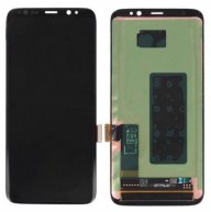 LCD Screen and Digitizer Assembly Replacement Part for Samsung Galaxy S8 Plus - Black