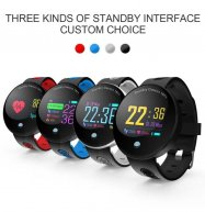 Smart Watch Q8 VO Smartwatch Waterproof Bracelet Heart Rate Monitor Sport Wristband for Android IOS