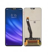 LCD Screen and Digitizer Full Assembly for Huawei Honor 8X (Black)