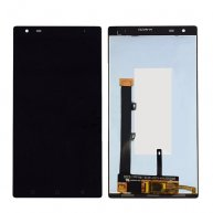 For Lenovo Vibe X3 / X3c50 / X3c70 LCD Screen + Touch Screen Digitizer Assembly(Black)