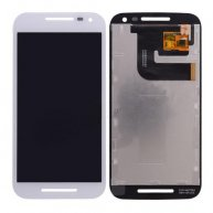 LCD Screen Display with Digitizer Touch Panel for Motorola Moto G3 XT1540 - White