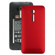 For 5.5 inch Asus Zenfone Go / ZB551KL Original Back Battery Cover(Red)