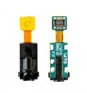 Earphone Jack Flex Cable For samsung P6800 Galaxy Tab 7.7