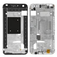 Front Housing Screen Frame Bezel for Huawei Ascend G7(Black)