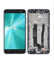 LCD Screen and Digitizer Full Assembly with Frame for Asus ZenFone 3 ZE552KL
