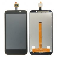 LCD Screen + Touch Screen for HTC Desire 320(Black)