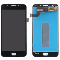 For Motorola Moto E4 XT1763 XT1762 XT1772 LCD Screen and Digitizer Full Assembly(Black)