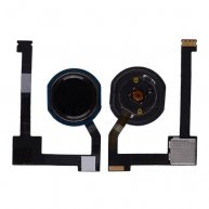High Quality Home Button With Flex Cable for iPad Air 2-Black
