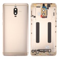 For Huawei Mate 9 Pro Battery Back Cover (Haze Gold)