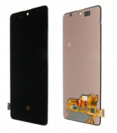 Original Super AMOLED Material LCD Screen and Digitizer Full Assembly for Samsung Galaxy A51