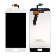 For Meizu M5s / Meilan 5s Original LCD Screen + Original Touch Screen Digitizer Assembly(White)
